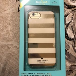 NEW KATE SPADE IPHONE 6/6s CASE